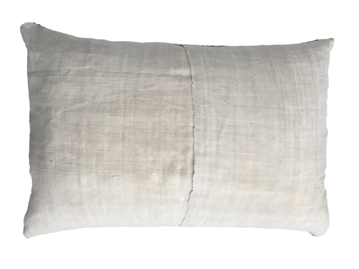 achterzijde: overslag; handgeweven linnen ±1900